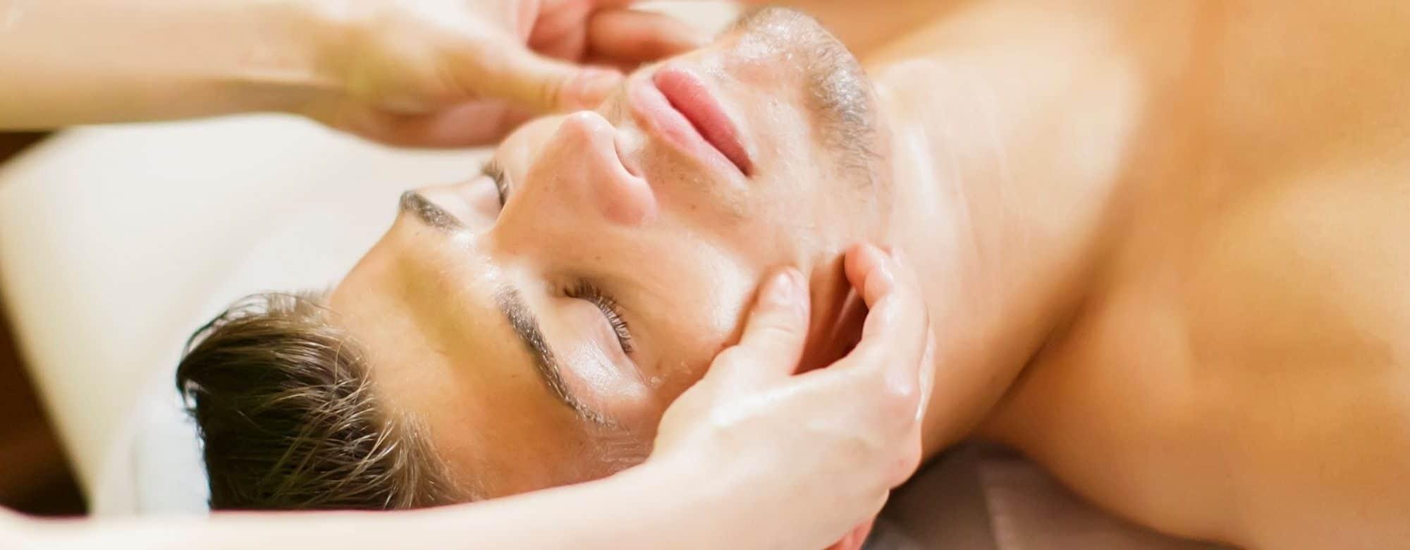 gezichtsbehandeling voor mannen hasselt